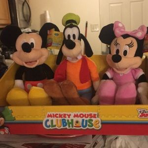 Other - Disney Junior Mickey Mouse CLUBHOUSE